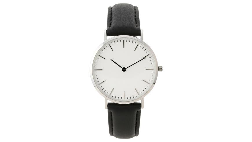 Uhr - Black Elegance