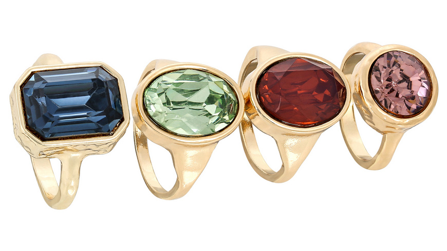 Ring - Colourful Set