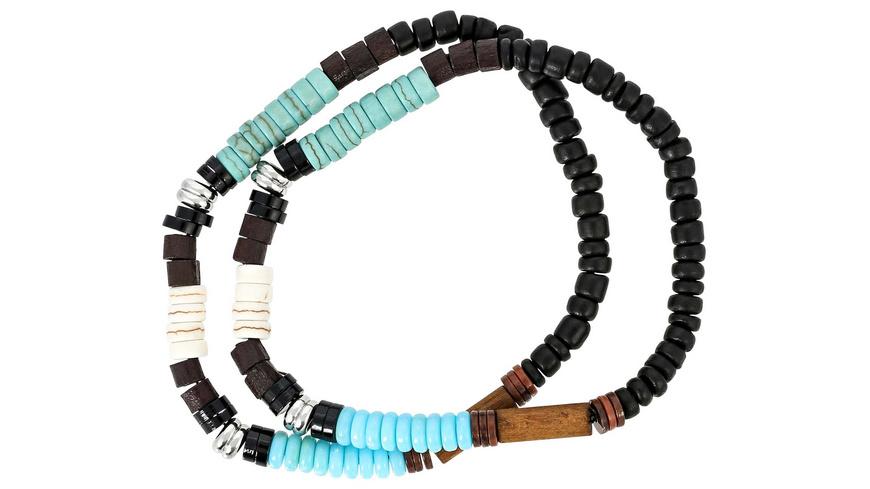 Armband-Set - Wood Style