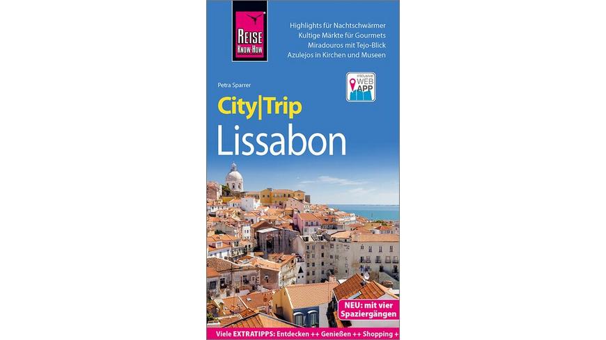 Reise Know-How CityTrip Lissabon