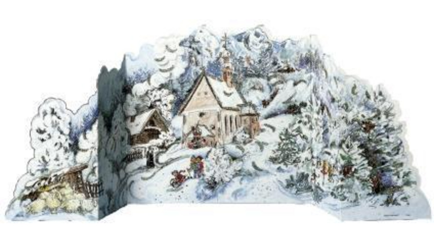 Adventskalender 'Winterwald'