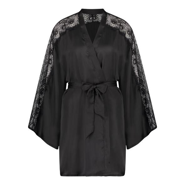 Hunkemöller Kimono Satin Lace