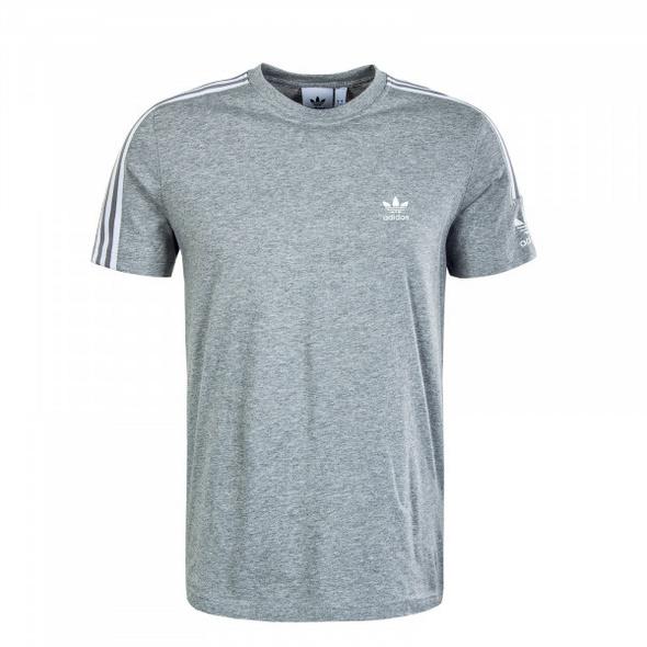 Herren T-Shirt - Tech Tee - Hether Grey White