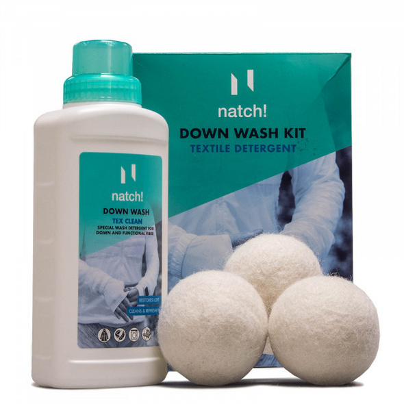 Solitaire Down Wash Kit