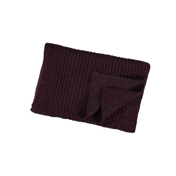 Schal gemustert