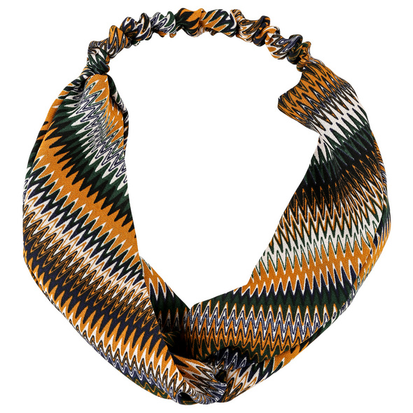 Haarband - Fancy Zigzag