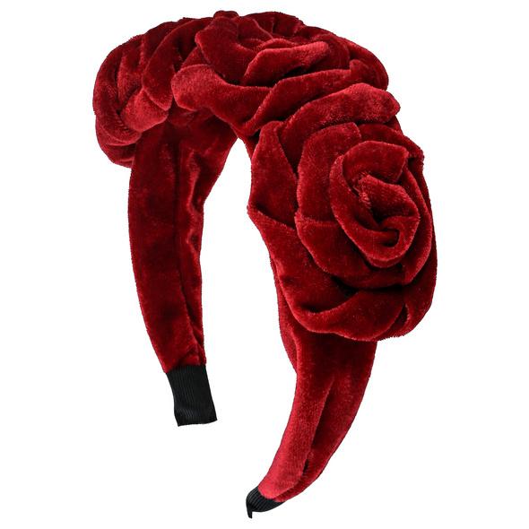 Haarreif - Bright Roses