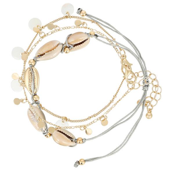 Armband-Set - Golden Shell
