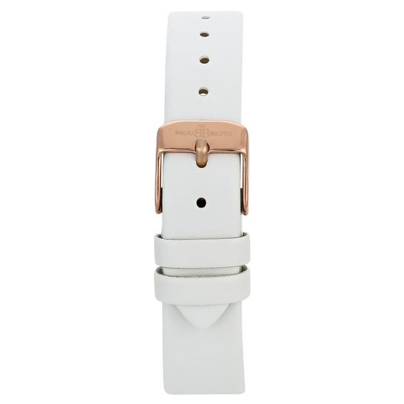 Uhr - Elegant White