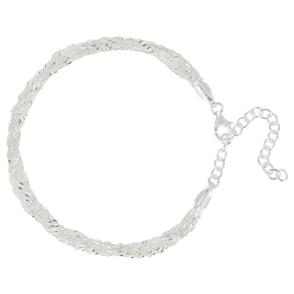 Armband - Silver Love
