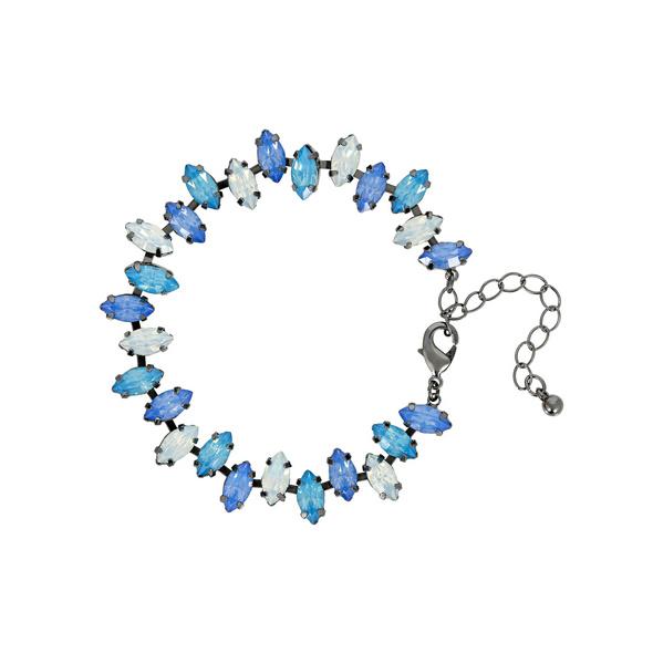 Armband - Shiny Blue
