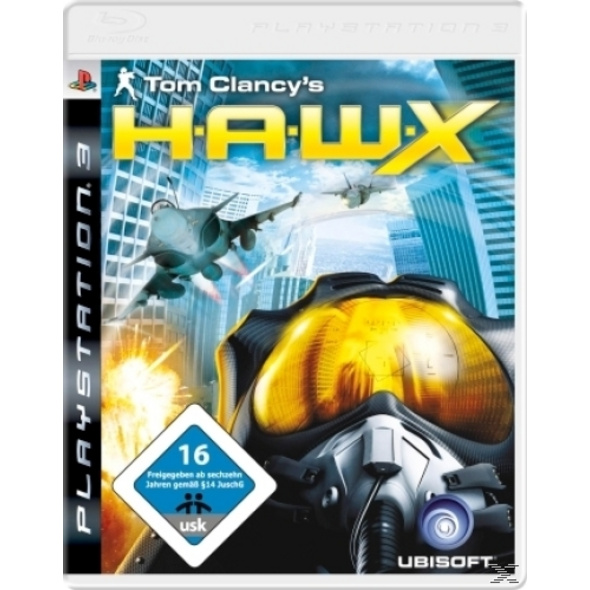 Tom Clancy's HAWX (Software Pyramide)