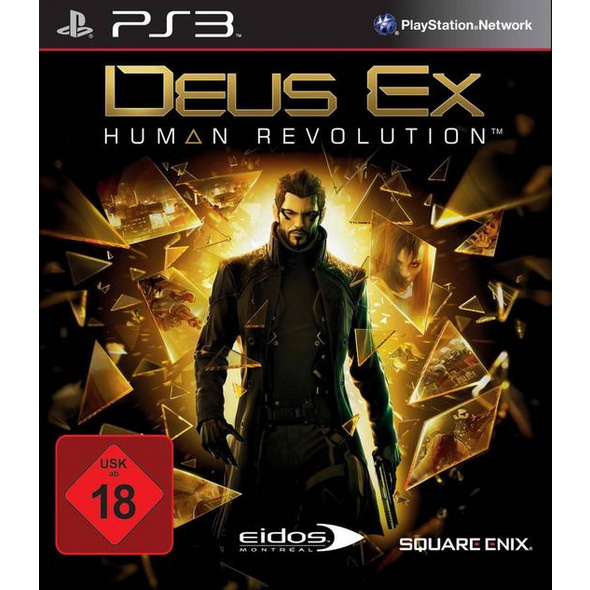 SquareEnix Deus Ex Human Revolution