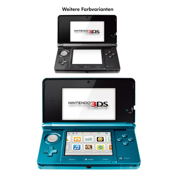 3DS Konsole (gebraucht)