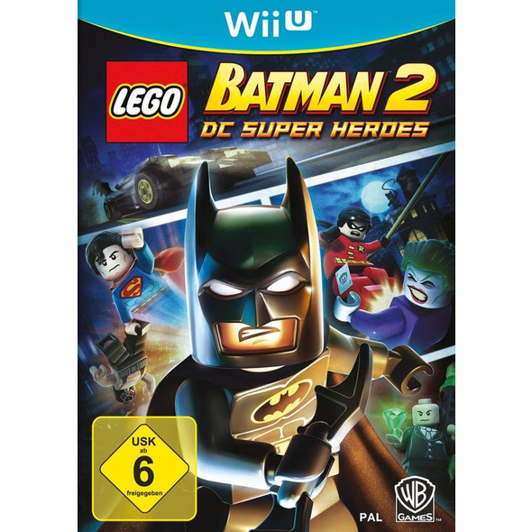 Warner Interactive Lego Batman 2 - DC Super Heroes
