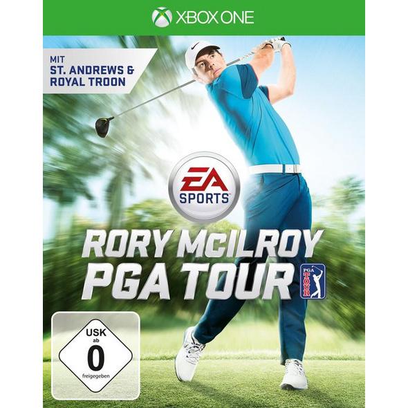 Electronic Arts Rory McIIroy PGA Tour
