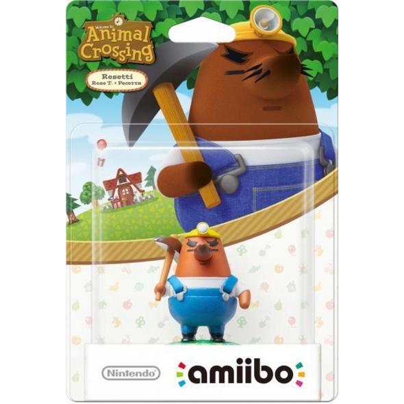 amiibo Figur Animal Crossing Resetti