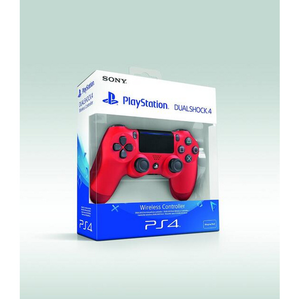 PS4 Dualshock 4 Controller rot