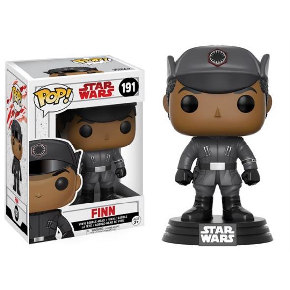 Star Wars Episode VIII - POP! Vinyl-Figur Finn