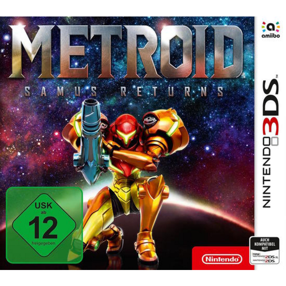 Nintendo Metroid: Samus Returns