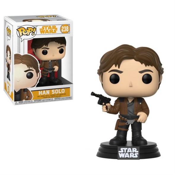 Han Solo - POP! Vinyl-Figur Han Solo