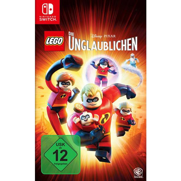 LEGO® Die Unglaublichen