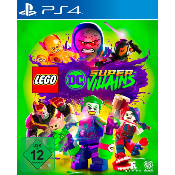 LEGO® - DC Super-Villains