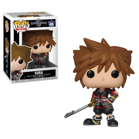 Kingdom Hearts - POP! Vinyl-Figur Sora