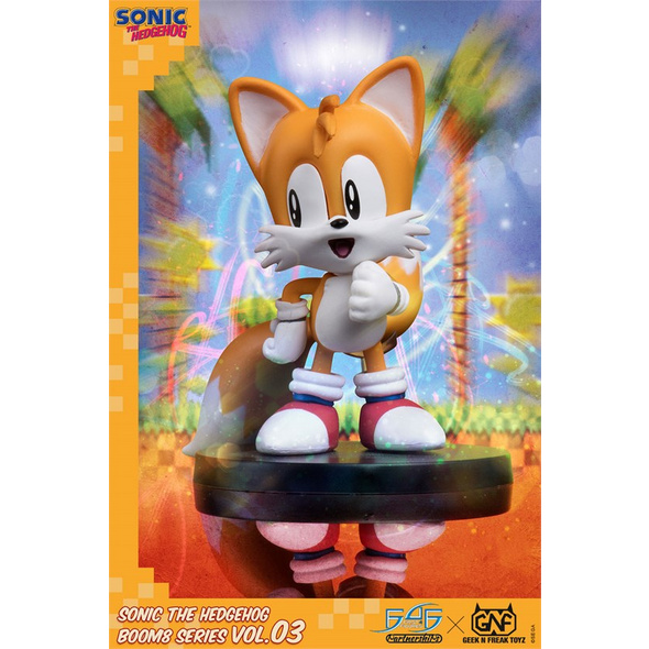 Sonic the Hedgehog - Figur Tails