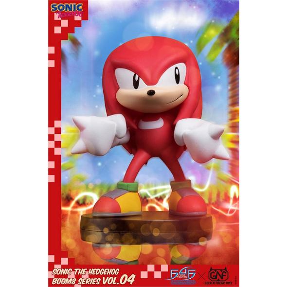 Sonic the Hedgehog - Figur Knuckles