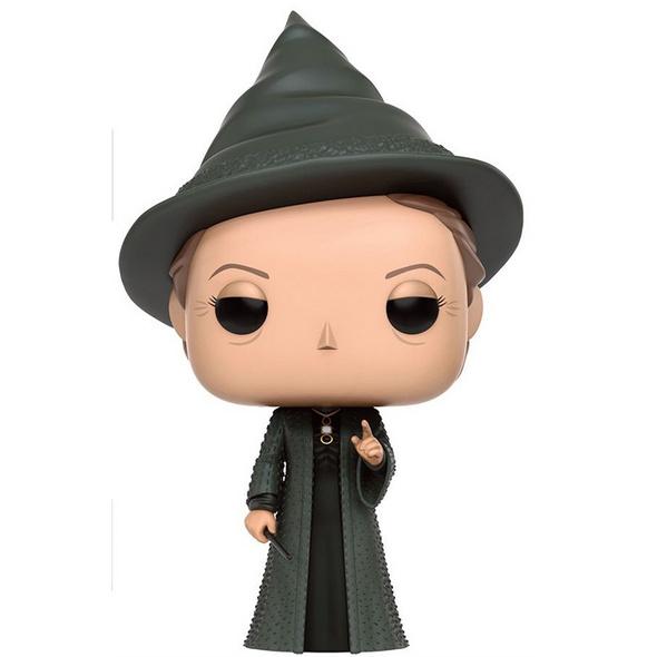 Harry Potter - POP!-Vinyl Figur Professor McGonagall