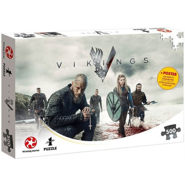 Vikings - Puzzle