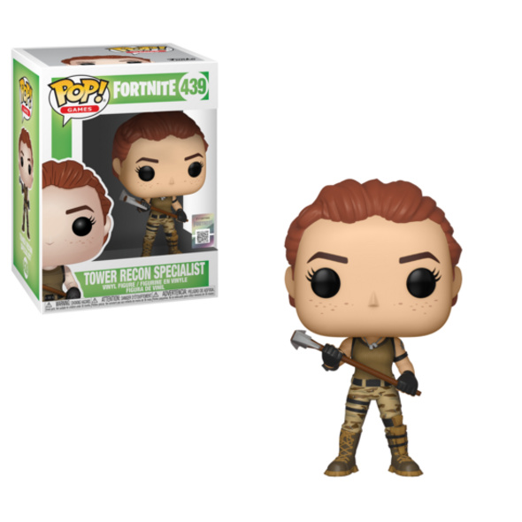Fortnite - POP! Vinyl-Figur Tower Recon Specialist