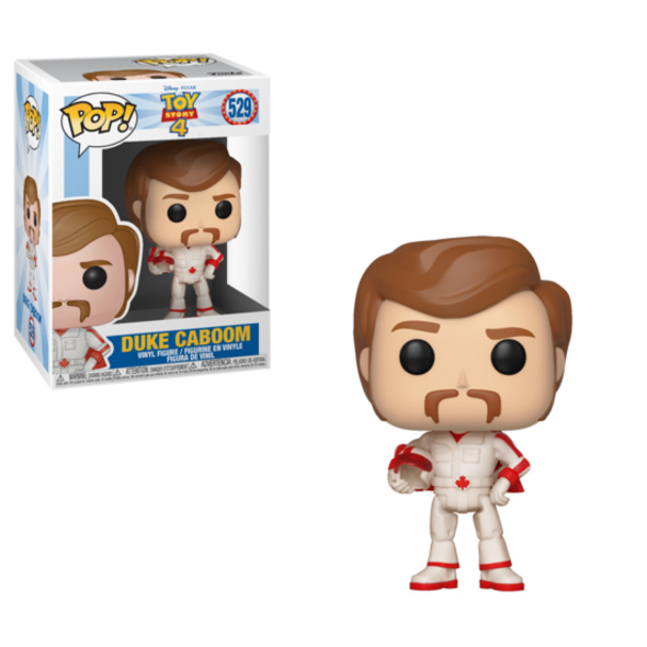 Toy Story - POP!-Vinyl Figur Duke Caboom