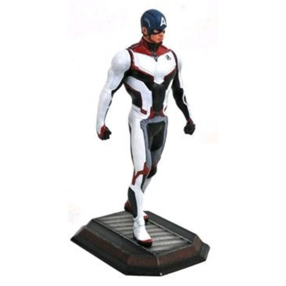 Avengers 4: Endgame - Statue Captain America (Team Suit)