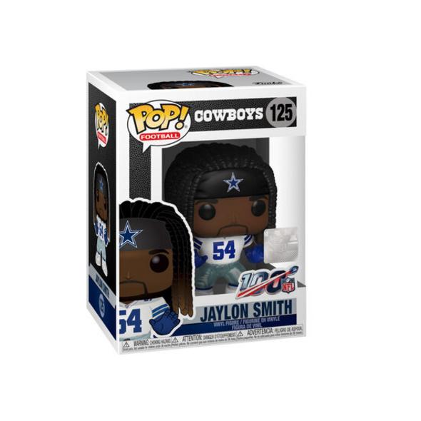 NFL - POP!-Vinyl Figur Cowboys Jaylon Smith