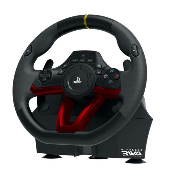 Wireless Racing Wheel APEX (HORI)
