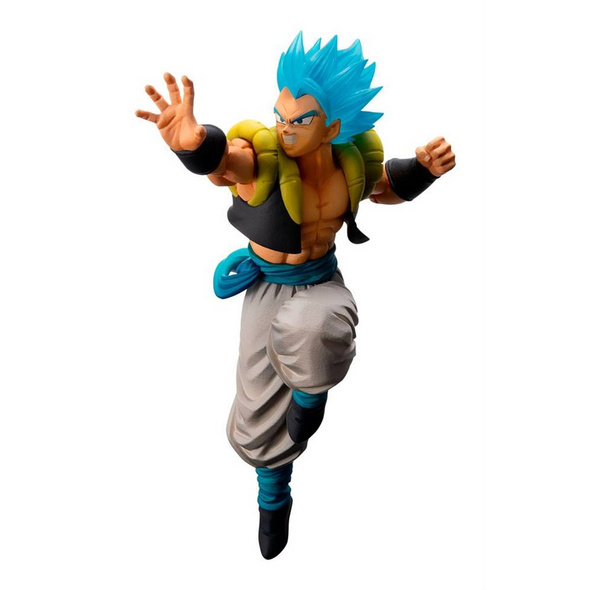 Dragon Ball Super - Statue Super-Saiyajin Blue Gogeta