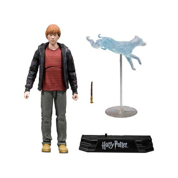 Harry Potter und die Heiligtümer des Todes 2 - Actionfigur Ron Weasley