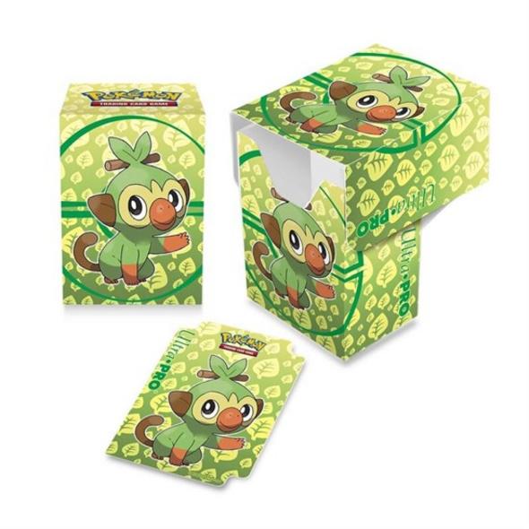 Pokémon Sammelkartenspiel: Schwert & Schild Starter Deck Box Chimpep