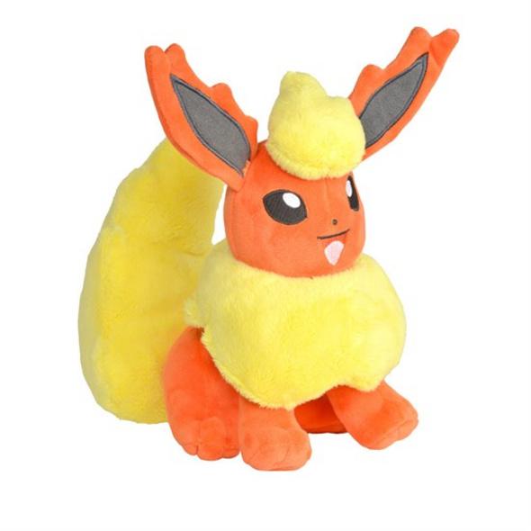 Pokémon - Plüschfigur Flamara