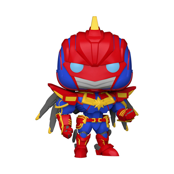 Marvel Avengers - POP!-Vinyl Figur Captain Marvel (Mech Series)