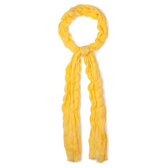 Schal, Trendfarbe, Crashlook