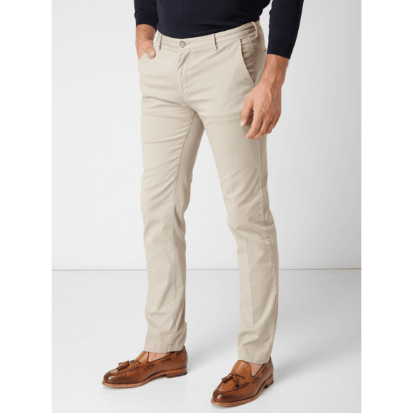 Slim Fit Chino mit Stretch-Anteil