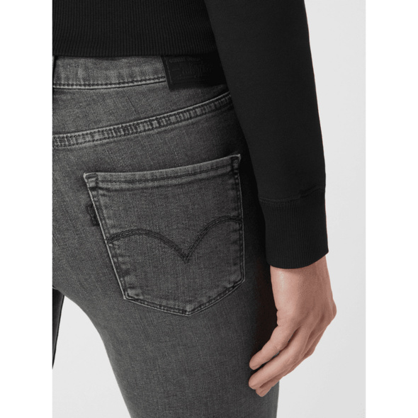Shaping Slim Fit Jeans mit Stretch-Anteil Modell '312'