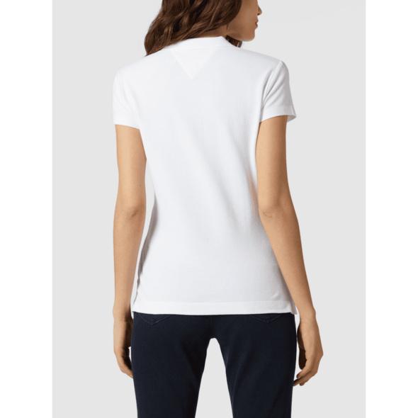 Slim Fit Poloshirt aus Piqué
