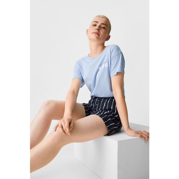 CLOCKHOUSE - Shorts - gestreift