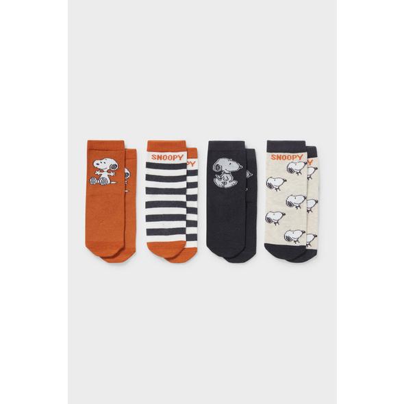 Multipack 4er - Snoopy - Baby-Socken