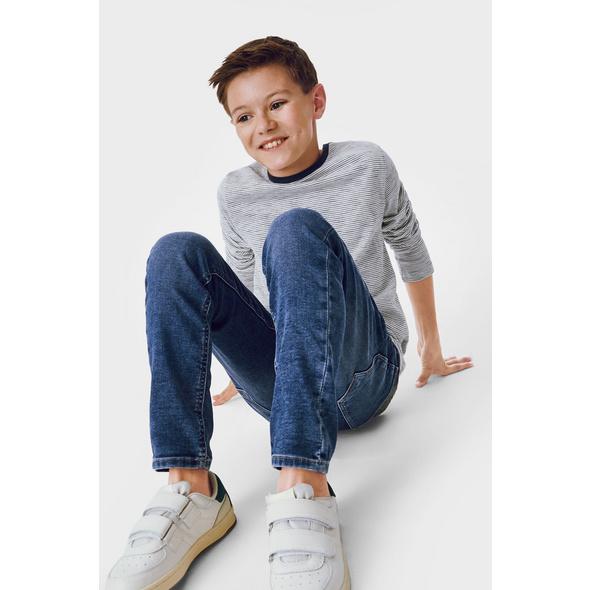 Slim Jeans - Jog Denim
