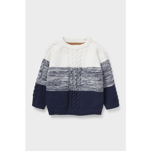 Baby-Pullover